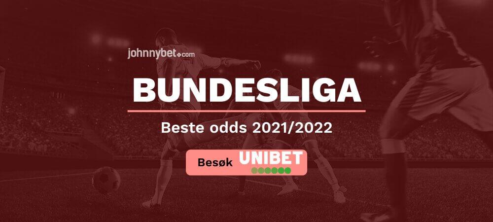 Bundesliga odds 2021/2022