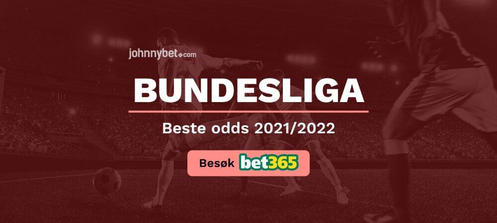 Bundesliga odds bilde bet365