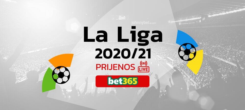 Španjolska La Liga - Prijenos Uživo - Live stream