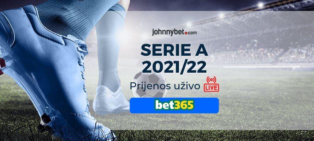Serie A - Prijenos Uživo - Live stream