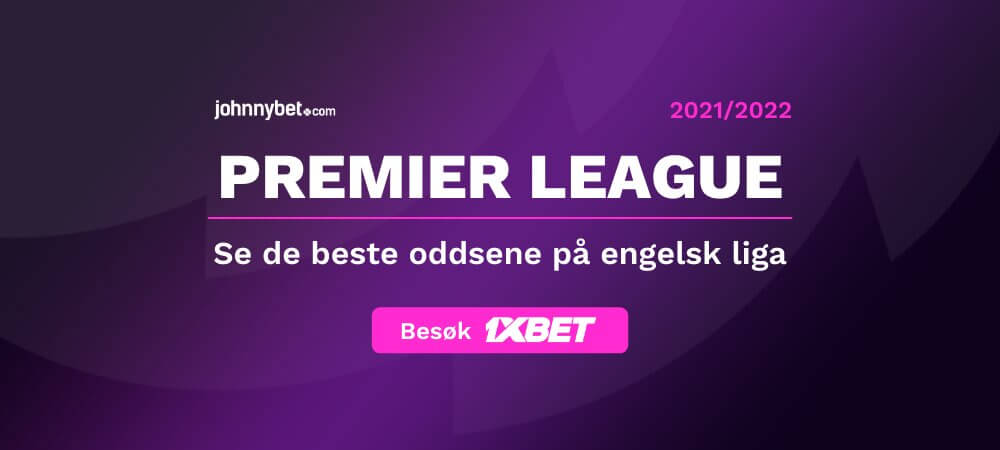 Premier League odds 2021/2022