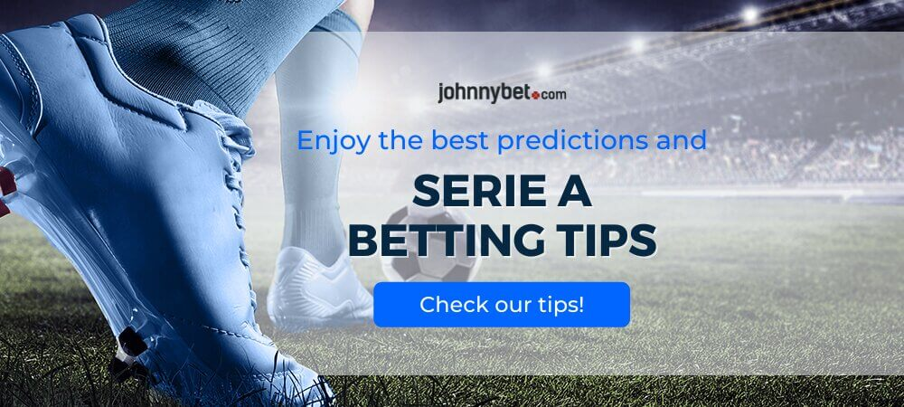 Serie A 2021/2022 Betting Tips
