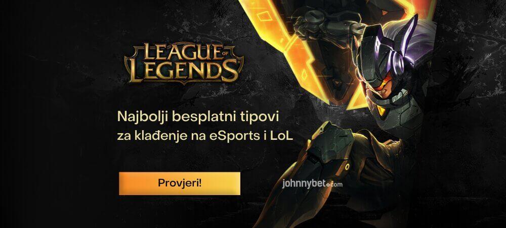 League of Legends Klađenje
