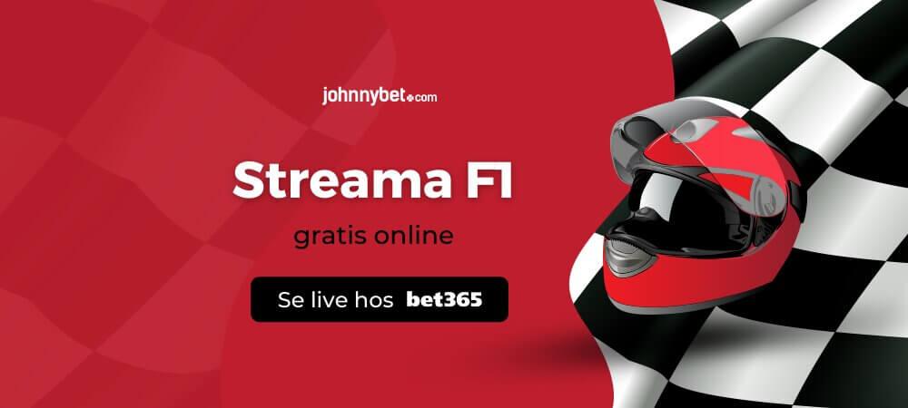 Streama F1 2021 gratis online