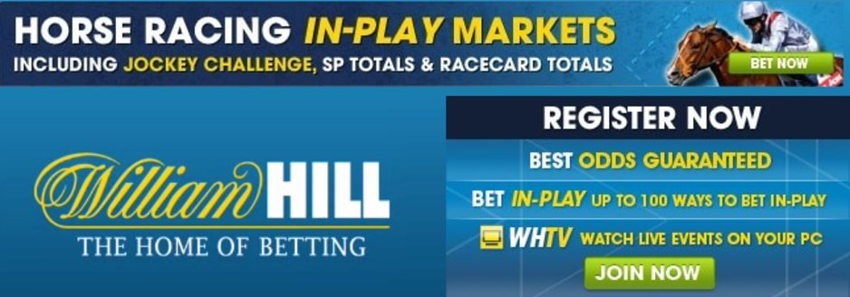 Today's Horse Racing Betting Odds