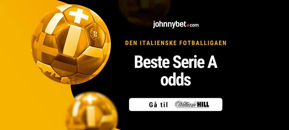 Serie A odds og tips 2021/2022
