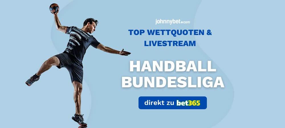 Handball Bundesliga Live Stream online kostenlos