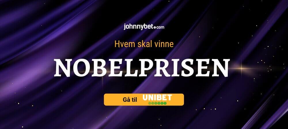 Nobelprisen 2021 odds