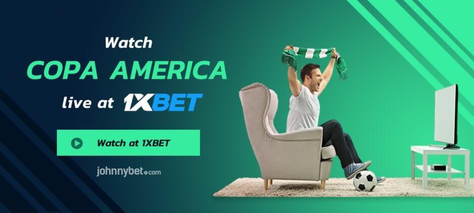 Copa America Live Streaming