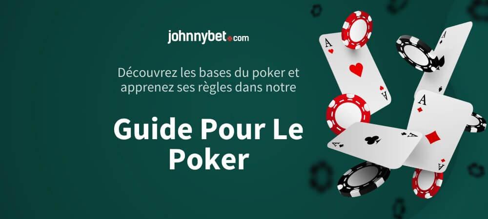 Guide Pour Le Poker