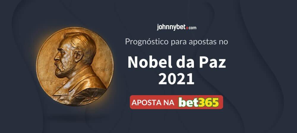 Apostas Prémio Nobel da Paz