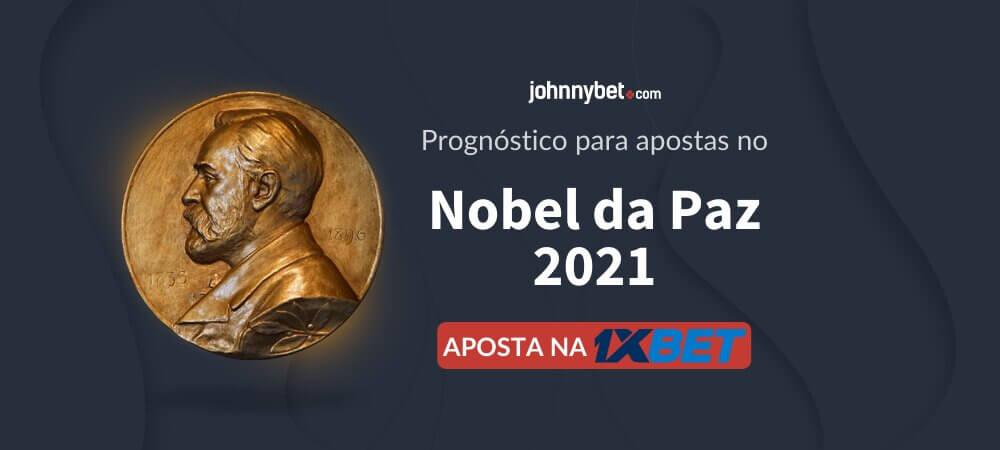 Premio nobel da paz apostas odds