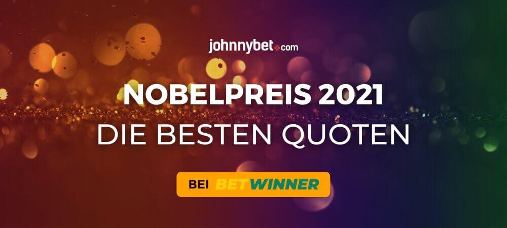 Nobelpreis 2021 Wettquoten
