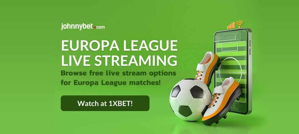 Europa League Live Streaming