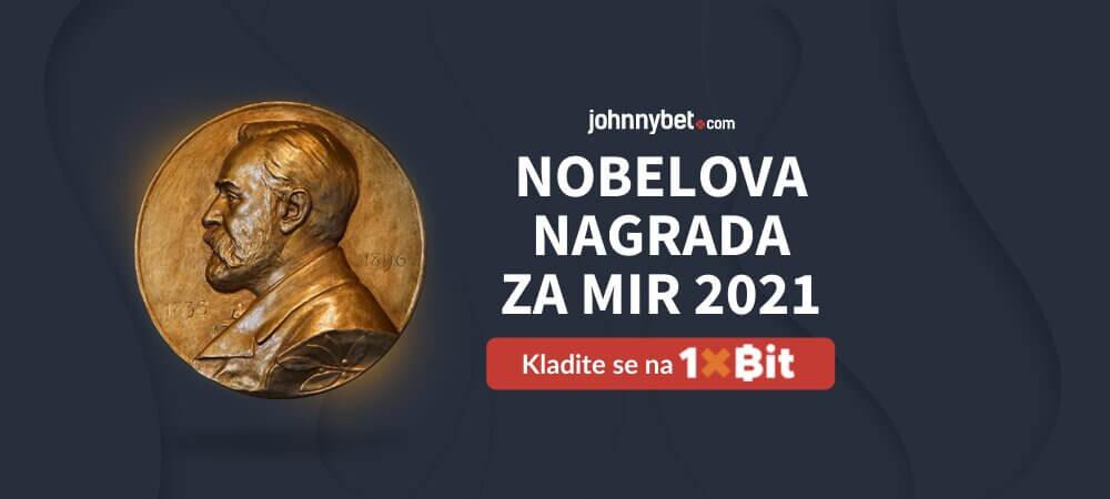 Nobelova nagrada 2021 kvote