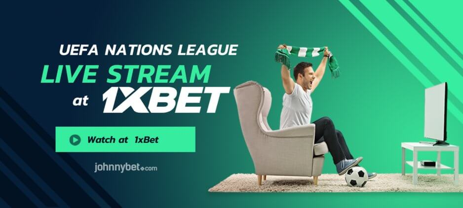 UEFA Nations League Live Streaming