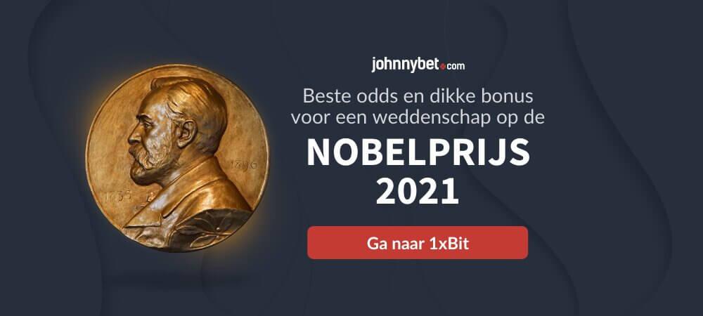 Wedden op de Nobelprijs