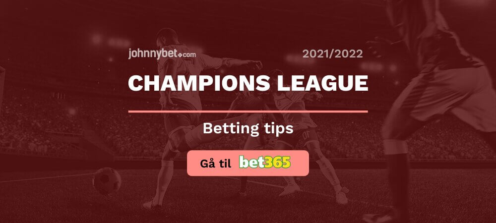 Champions League odds tipping 2021/22