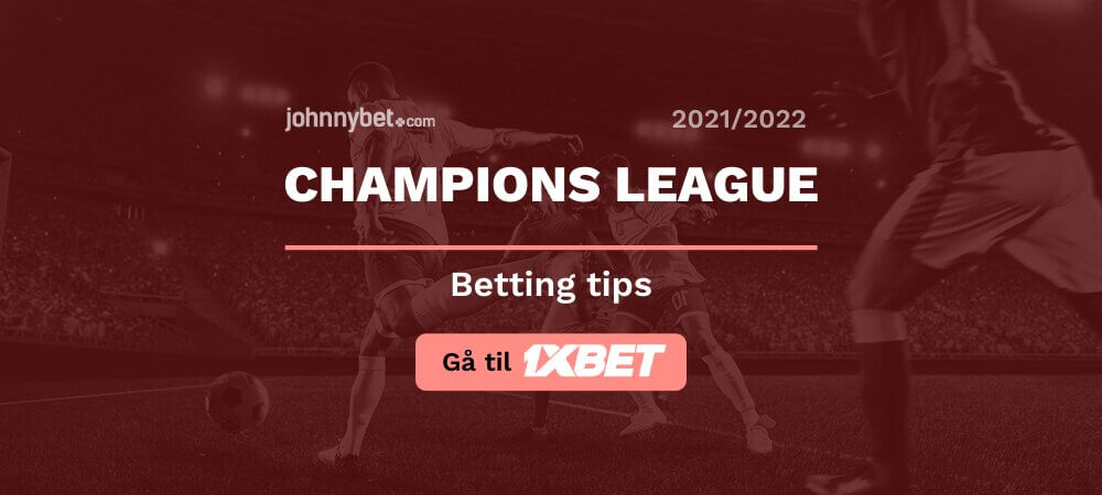 1xbet champions league odds