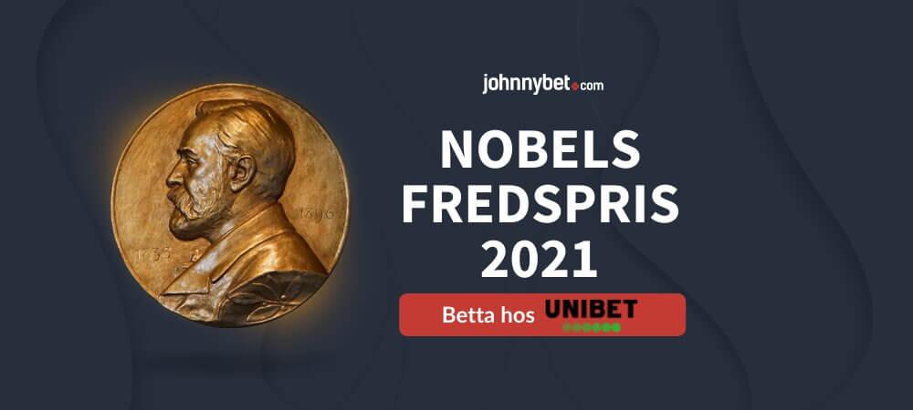 Betta på Nobels fredspris 2021