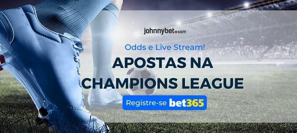 Previsões Liga dos Campeões 2021/22