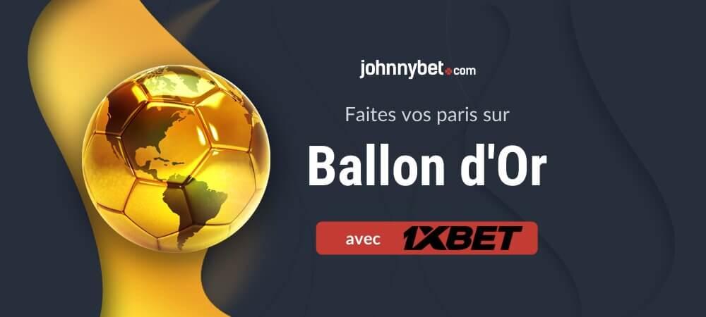 Pronostic Ballon d'Or