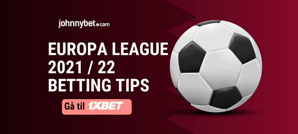 Europa League tipping odds 2021 / 2022