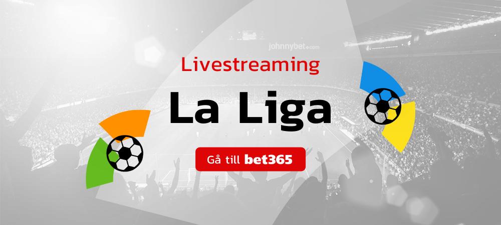 Gratis stream av La Liga
