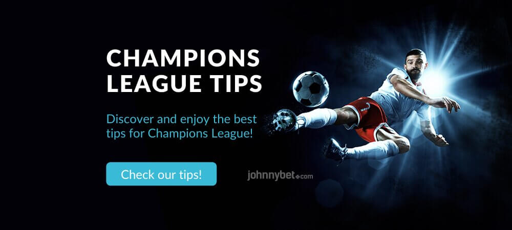 Champions League 2021/2022 Betting Tips