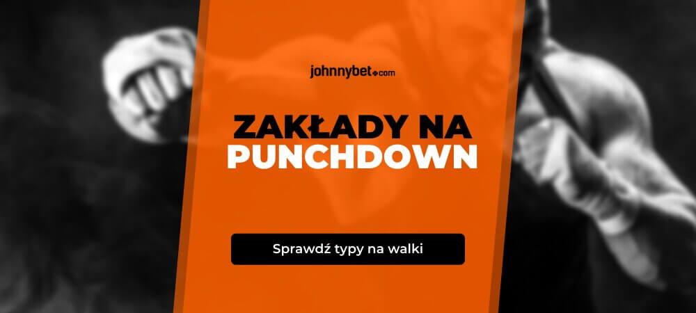PunchDown Zakłady Bukmacherskie