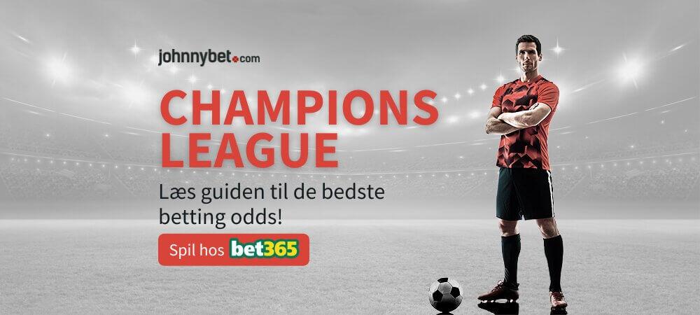 Odds på Champions League 2021/2022