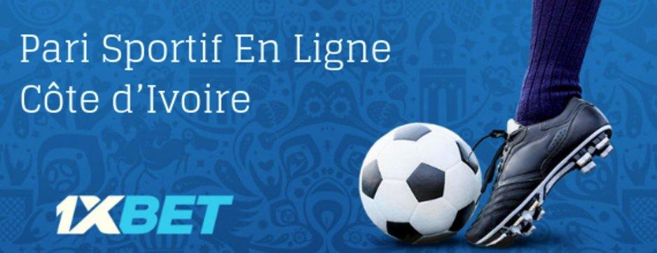 Pari Sportif En Ligne En Côte d'Ivoire