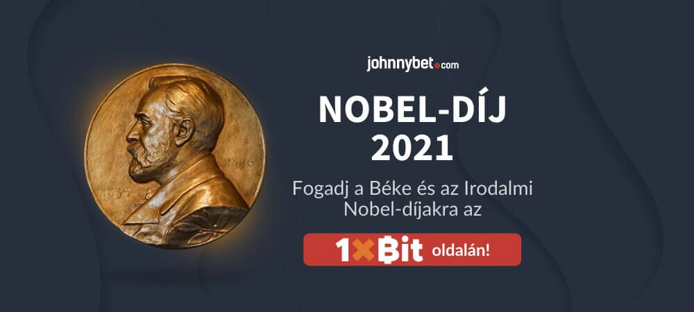 Nobel díj jelöltek és fogadás 2021