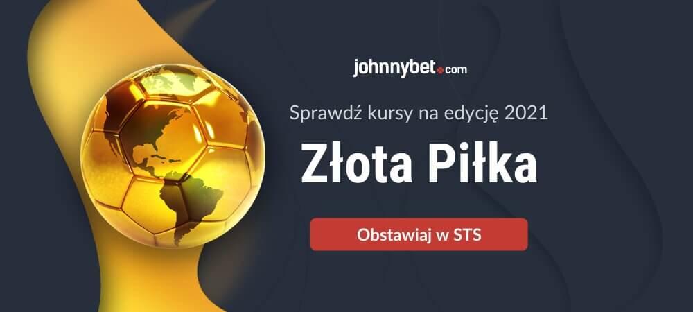 Złota Piłka 2021 Zakłady Bukmacherskie