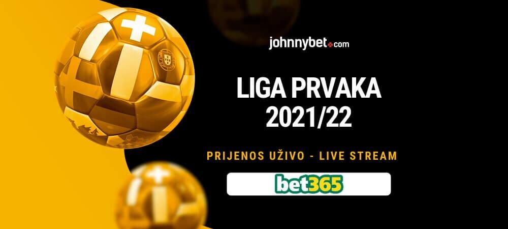 Liga Prvaka Prijenos Uživo - Live Stream