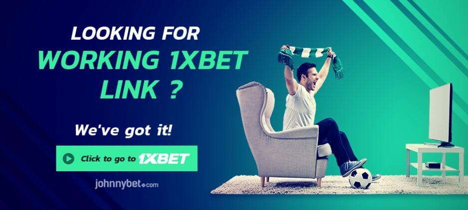 1XBET Working Link