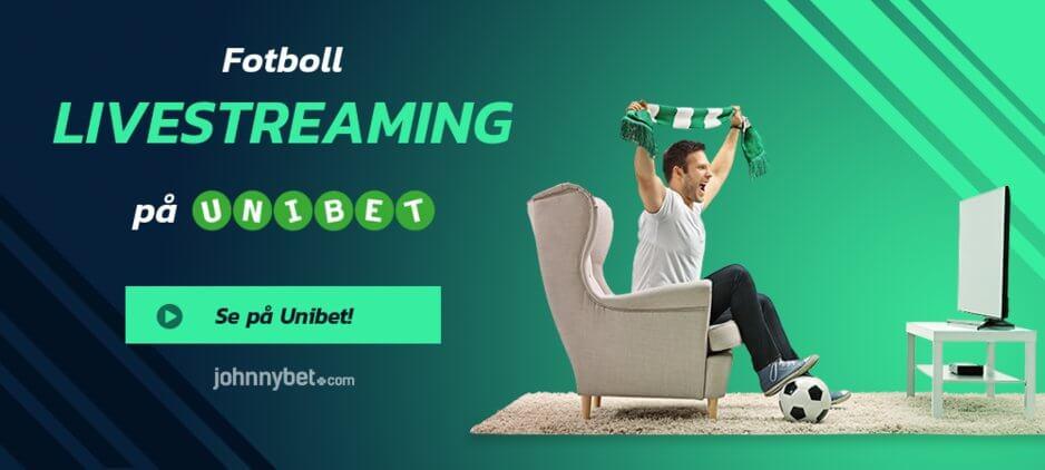Streama fotboll gratis online