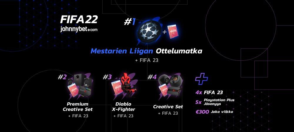 FIFA 22 Online Turnaus
