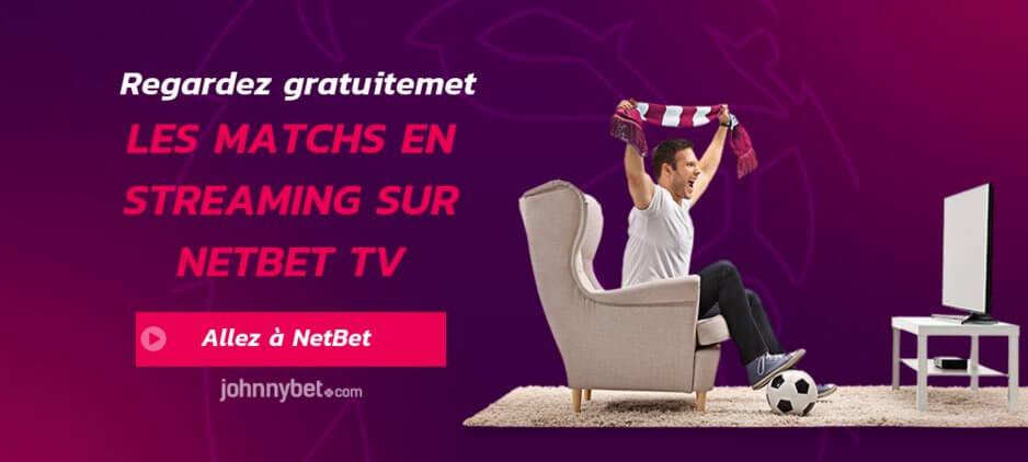 Netbet TV Streaming
