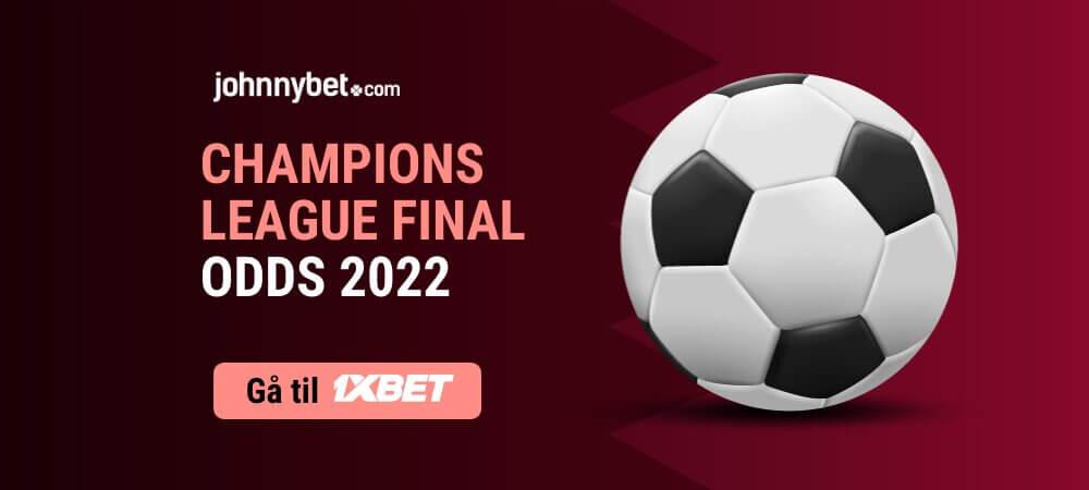 Champions League Final 2022 Odds