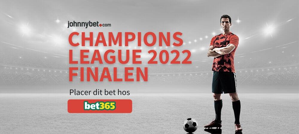 Champions League 2022 Finale Odds