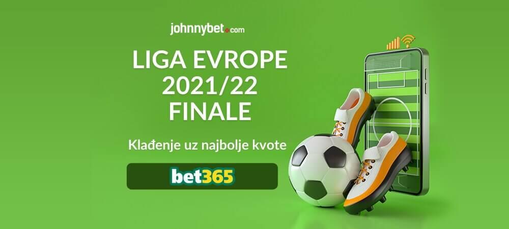 Finale Lige Evrope Klađenje 2022