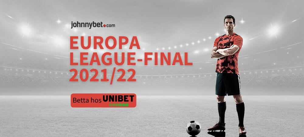 Europa League-final 2022 gratis stream och odds