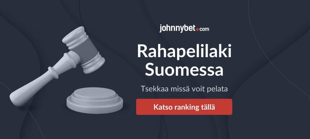 Rahapeli laki Suomessa