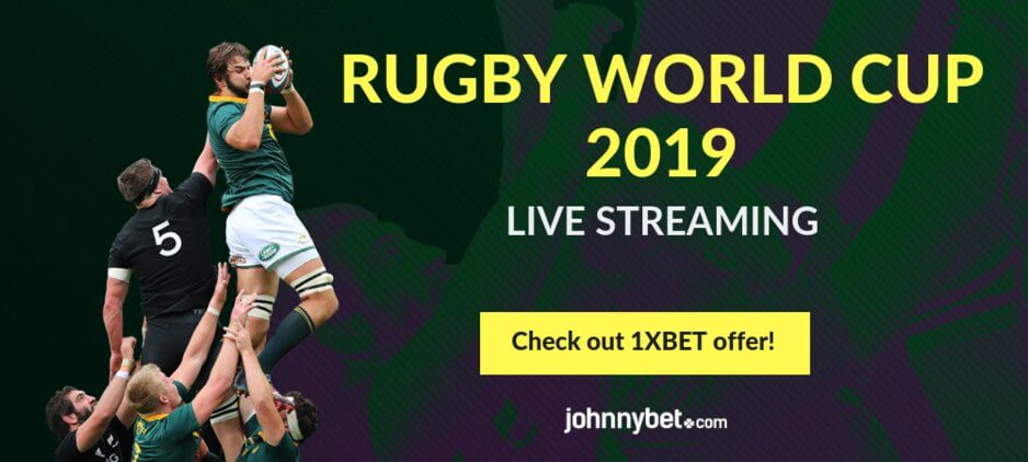Rugby World Cup 2019 Live Streaming