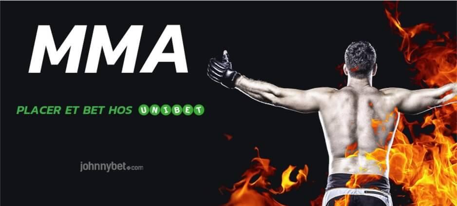 MMA Spilforslag