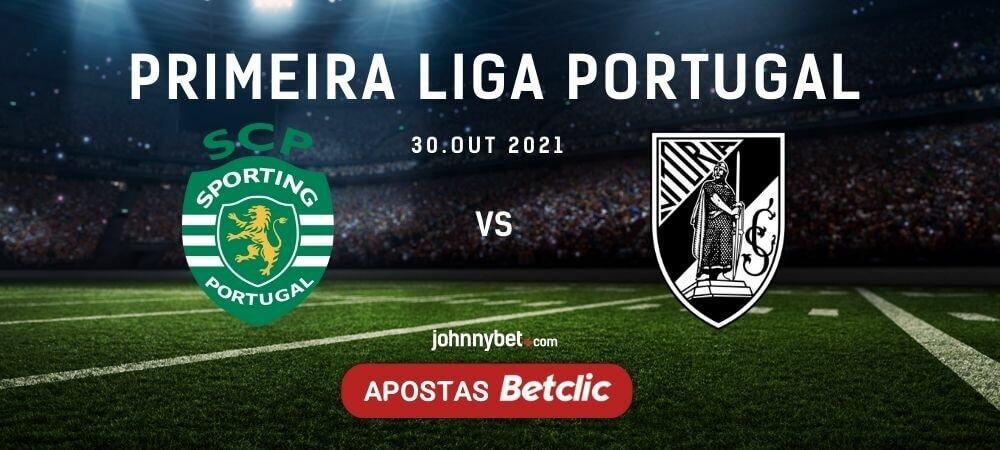 Prognóstico Sporting vs Vitória Guimarães