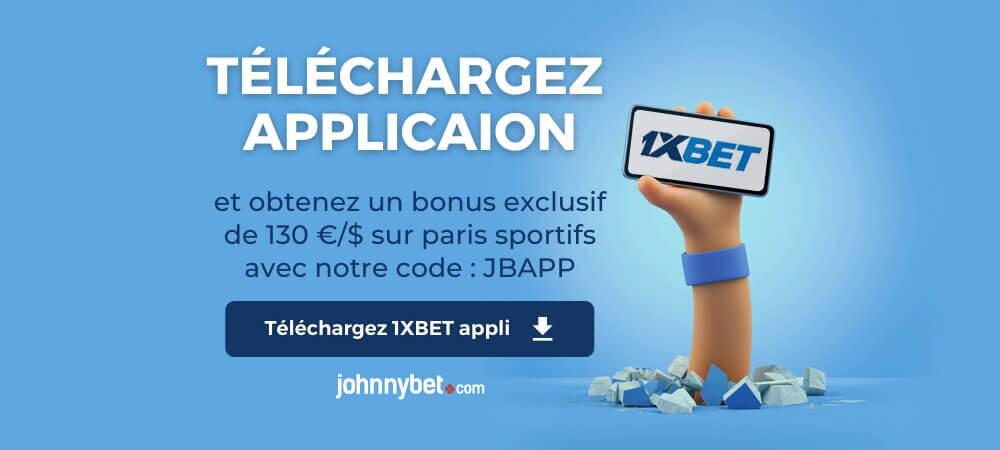 Télécharger 1XBET Apk Mobile