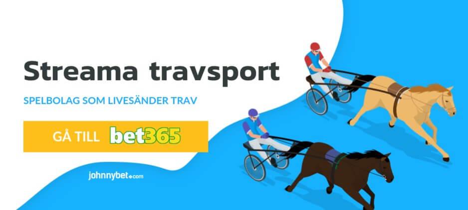 Bet365 streaming travsport