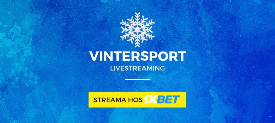 Streama vintersport gratis